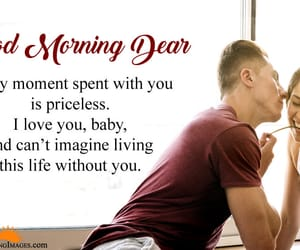 good morning, morning wishes, and i love you wishes image