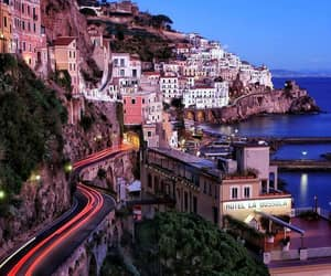 adventure, adventurer, and Amalfi coast image