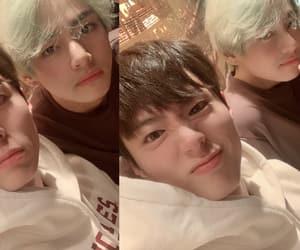 kpop, v, and kim seokjin image