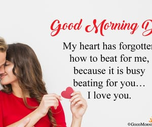 morning wishes for her, i love u msgs for gf, and morning msgs for gf image