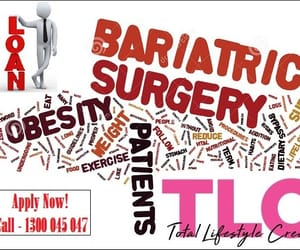 cosmetic surgery loan, dental surgery loan, and bariatric surgery loan image