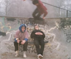 skate, skater boys, and skate life image