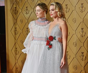 Saoirse Ronan and margot robbie image