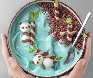 bowl, comida, and delicioso image