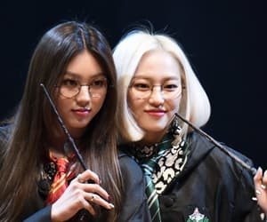 harry potter, kpop, and clc image