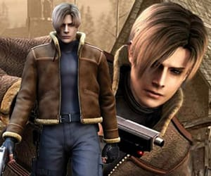 fashion, video game, and resident evil 4 image