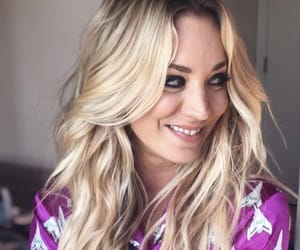 tbbt, kaley cuoco, and cute image