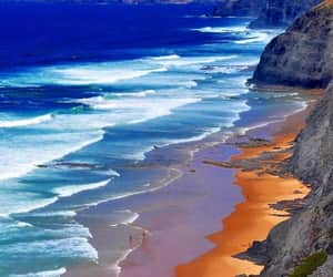 playa, belleza, and colores image