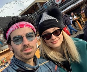 celebrities, couple, and goals image