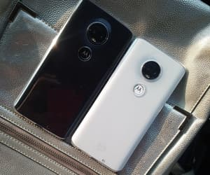 moto, Motorola, and twins image