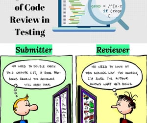 code review and code review levels image