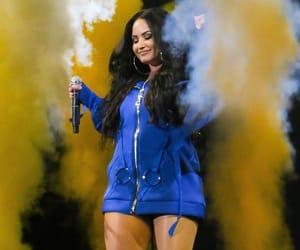 babe, blue, and demi lovato image