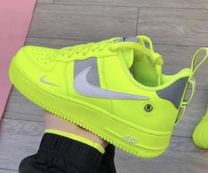 need, airforce1, and neon image
