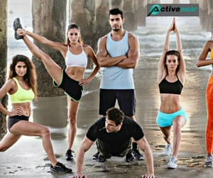 wholesale workout clothes and activewear manufacturers image