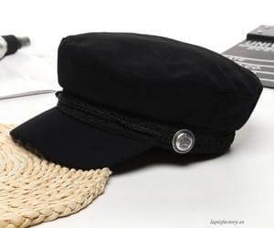 baker, baker boy hat, and boy image