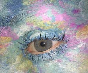 art, beautiful, and brow image