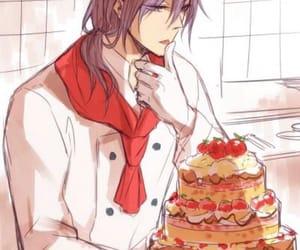anime, kuroko no basket, and handsome image