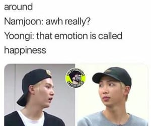 funny, rm, and bts image