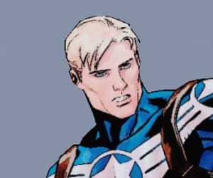 captain america, marvel comics, and comic book icons image