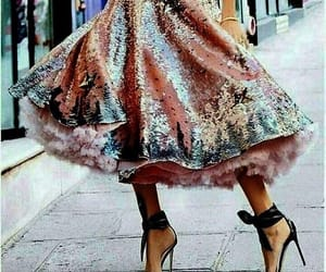 Flowy, layers, and sparkles image