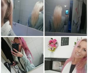 bathroom, candy floss, and home image