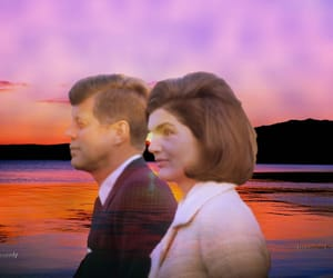 Jacqueline Kennedy and john f kennedy image
