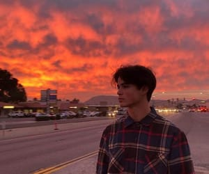 aesthetic, alternative, and sky image