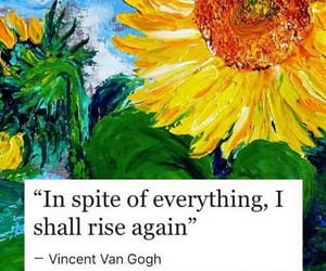 impressionism, painting, and quote image