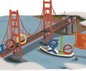 architecture, design, and google doodle. image