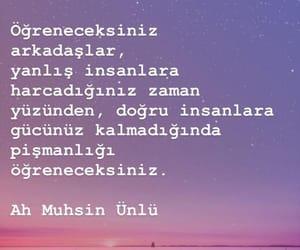 alıntı, türkçe sözler, and ah muhsin Ünlü image