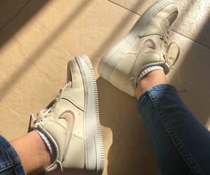 aesthetic, brown, and shoes image