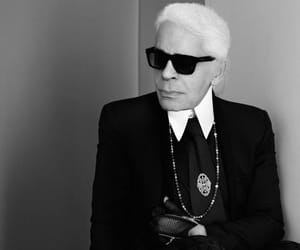 barbie and karl lagerfeld image