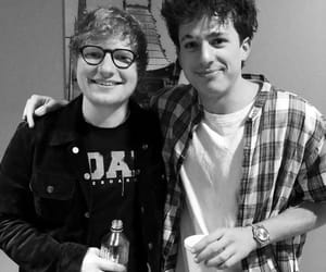 celebrities, ed sheeran, and charlie puth image