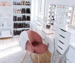 shoes and decor image