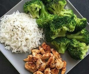 aesthetic, fit, and food image