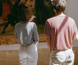 aesthetic, couples, and art image