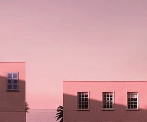 pink, aesthetic, and sky image