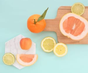 citrus, colors, and design image