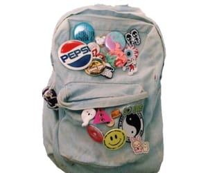 backpack, png, and photo image