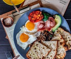 breakfast, food, and tasty image