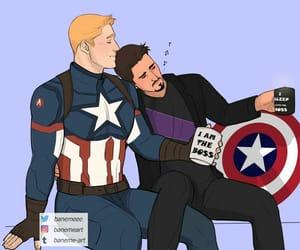 Marvel, tony, and ship image