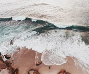 beach, ocean, and summer image