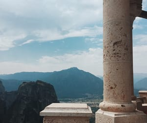 Greece, meteora, and nature image
