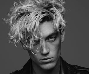 b&w, paul klein, and lany image