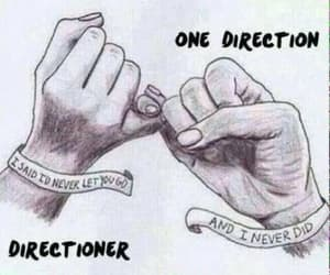 fans, 1d, and directioners image