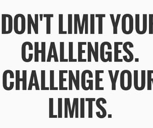 challenge, limits, and motivation image