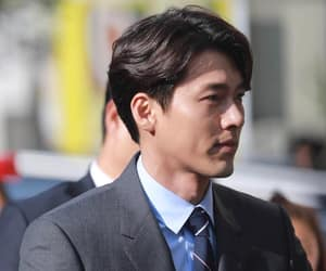 classy, hyun bin, and man in suit image