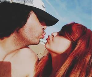 beach, my love, and baby image