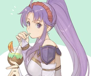 video game, fire emblem, and fire emblem heroes image