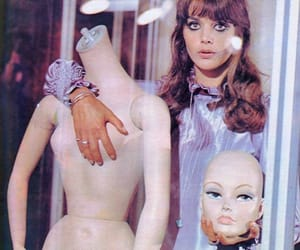 mannequin, retro, and s image